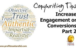 Copywriting Tips | Profit Masters Ltd