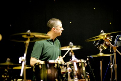Barrie Krell Drum Lessons Manchester