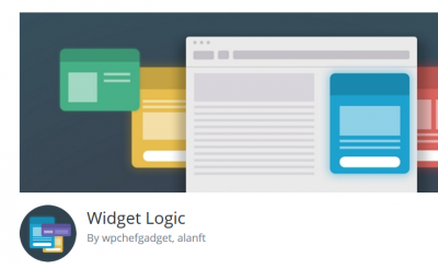 widget logic plugin
