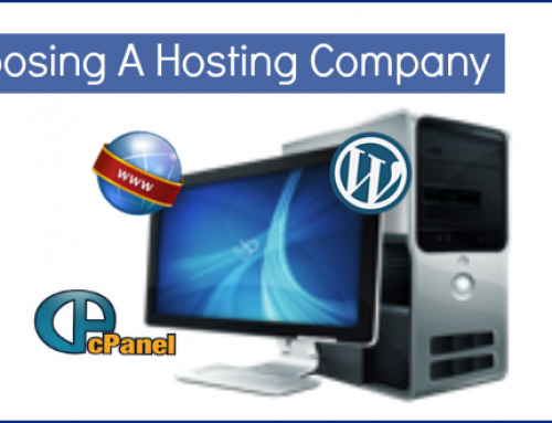 Important Things To Look For When Choosing A Website or Blog Hosting Company