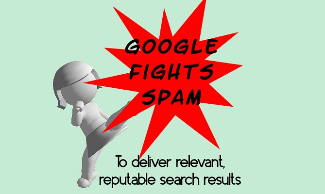 Google SEO Algorithm And Spam