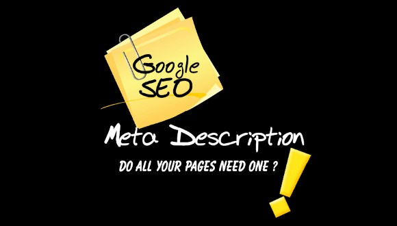 Meta Descriptions for improved SEO