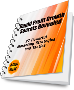 Rapid Profit Growth Secrets Revealed - Ebook
