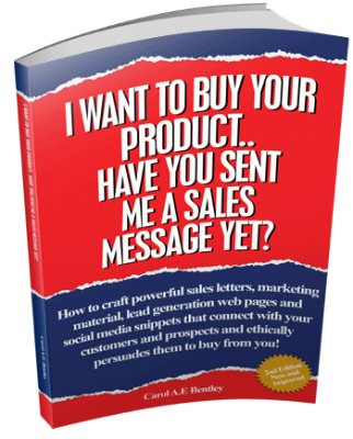 Copywriting Book - Carol Bentley
