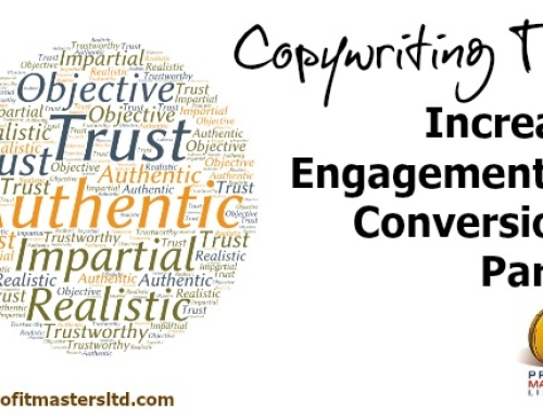 Copywriting Tips – How To Increase Engagement Or Conversions With Your Target Audience Part 2