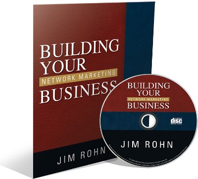 Building Your Network Marketing Business Audio CD