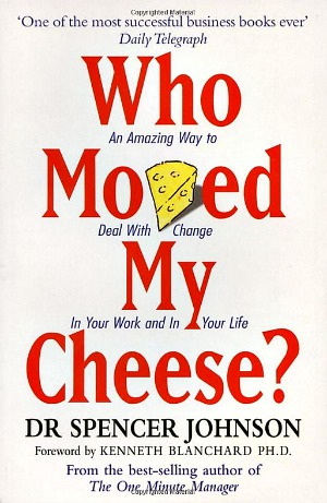 Who Moved My Cheese - Personal Development Book