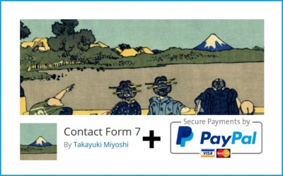 connect contact form 7 to paypal