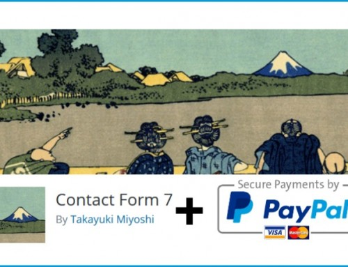 How to Connect a Contact Form 7 Submit Button to Paypal